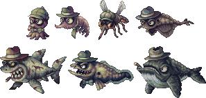 Some Enemies 4 by AlbertoV