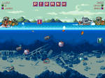 Dirty Depths (iOS Game)