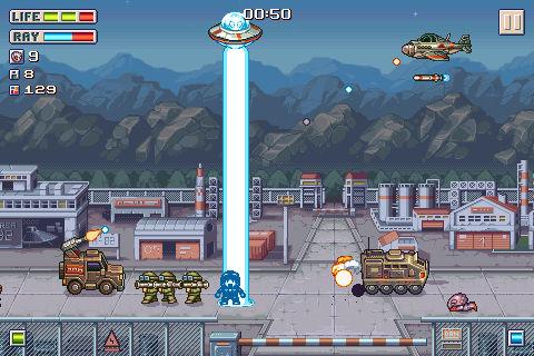 UFO Complex (iOS Game)