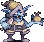 Goblin-pixel by AlbertoV