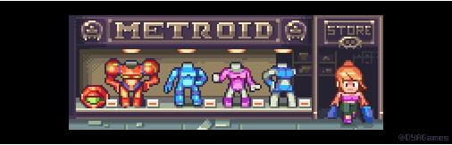 Metroid Store