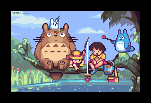 Totoro by AlbertoV
