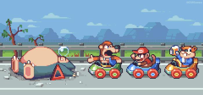 Traffic Jam by AlbertoV