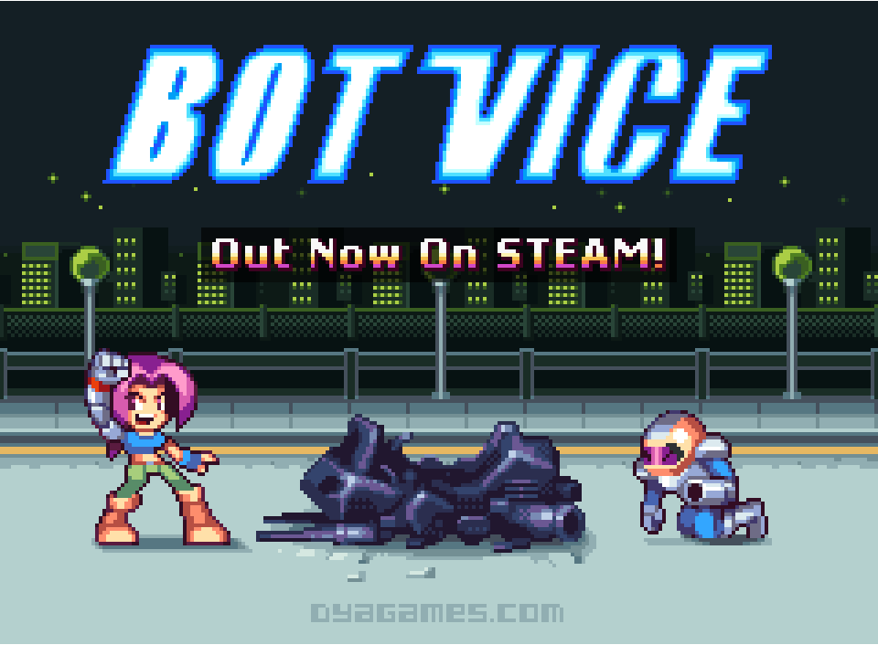 Bot Vice on Steam by AlbertoV on DeviantArt