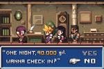 Final Fantasy VII Inn