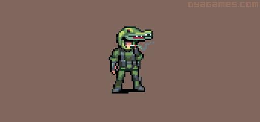 Crocodile Cap by AlbertoV