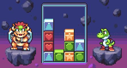 Tetris Attack by AlbertoV