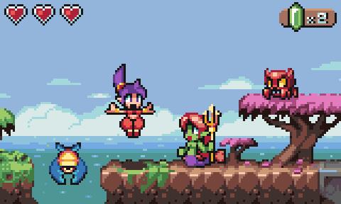 Shantae by AlbertoV