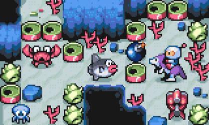 Mega Bomberman by AlbertoV