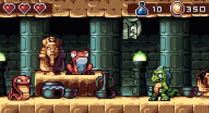 Wonder Boy III: The Dragon`s Trap