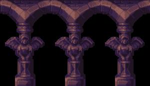 Game Asset - Columns and Arcs