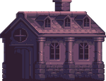 Game Asset - Background House