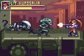 Alien vs. Predator by AlbertoV