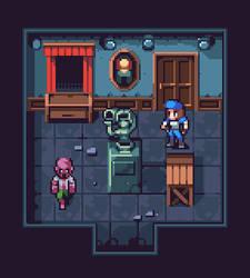 Resident Evil by AlbertoV