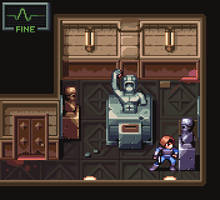 Resident Evil 2 by AlbertoV
