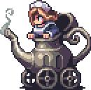 Teapot tank by AlbertoV