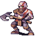 God of War - Kratos by AlbertoV