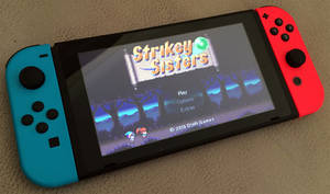Strikey Sisters on Nintendo Switch!