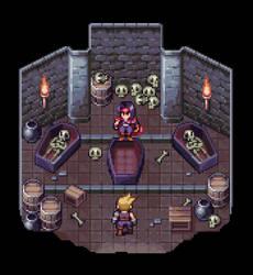 Final Fantasy 7 - Vincent