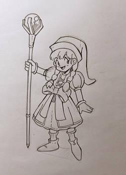 Veronica - Dragon Quest XI
