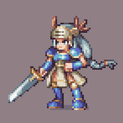 Lenneth - Valkyrie Profile (PS1)