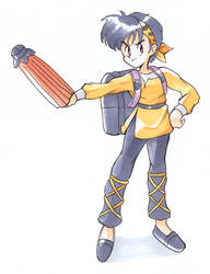 Ryoga from Ranma 1/2
