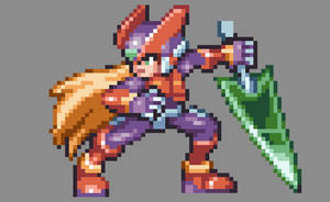 Zero from Megaman Zero