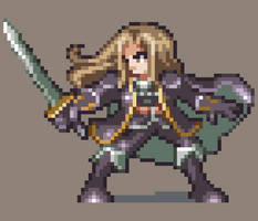 Alucard from Castlevania Symphony of the Night
