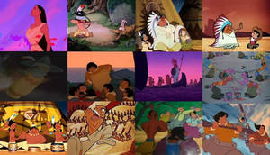 Disney Native Americans in Movies