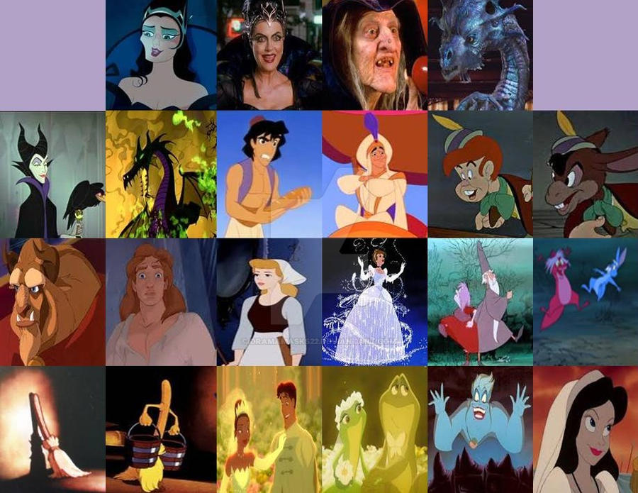 Disney magical transformations in movies part 1 by for American cuisine movie online