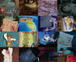 Disney Maps in Movies Part 2