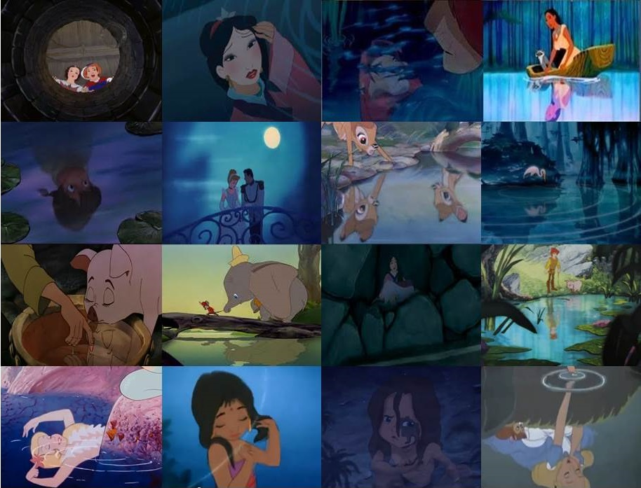use mirror and reflection imagery mulan Comparing the representation of female characters in  comparing the representation of female characters in snow  our lives are a mirror, reflection.