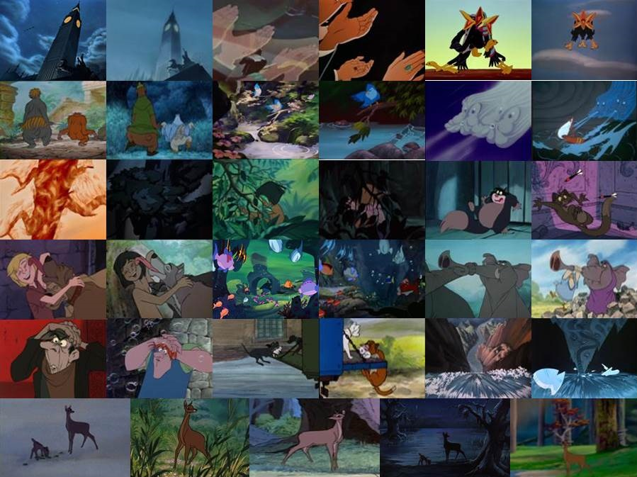 Til That Most Senior Animators At Disney Chose To Work On