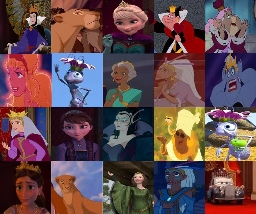 Disney Alice In Wonderland Crying: Disney Queens In Movies By Dramamasks22 On DeviantArt