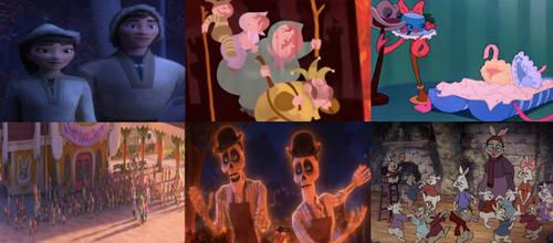 Disney Siblings in Movies Part 5