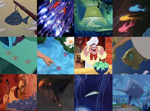 Disney Fish and Whales in Movies Part 3