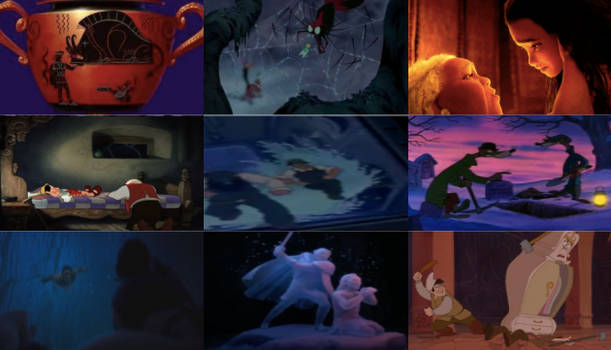 Disney Deaths in Movies Part 7