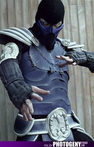 Mortal Kombat Legacy Sub Zero Costume mortal kombat sub zero...