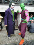 Piccolo with joker