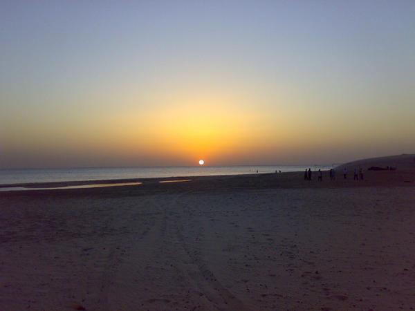 Halfmoon Beach by juvawee
