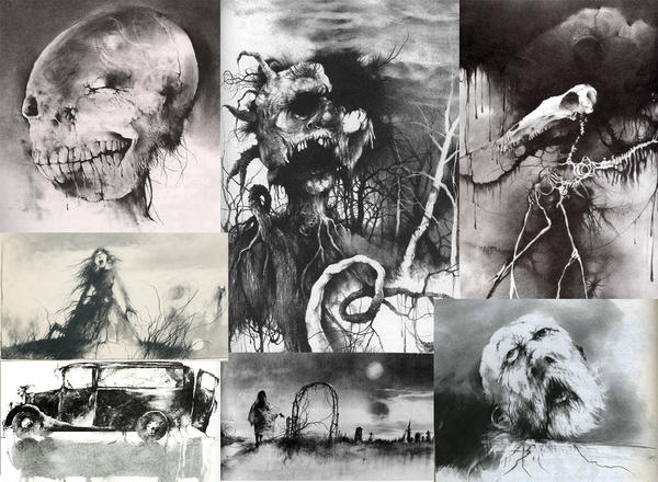 Stephen Gammell by tomwatkins
