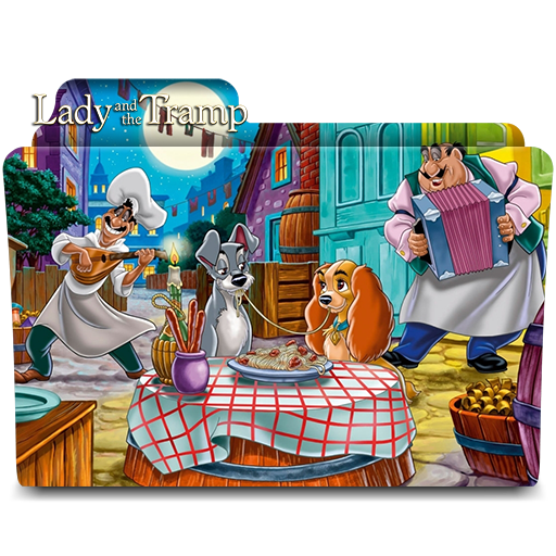 Lady And The Tramp By Retrojazz On Deviantart
