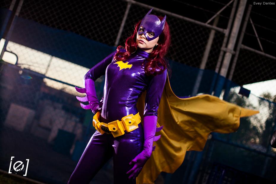 Batgirl by EveyDantes