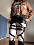 Attack on titan belts