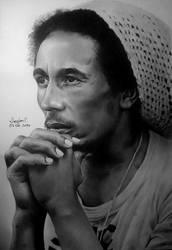 Bob Marley by doguinha