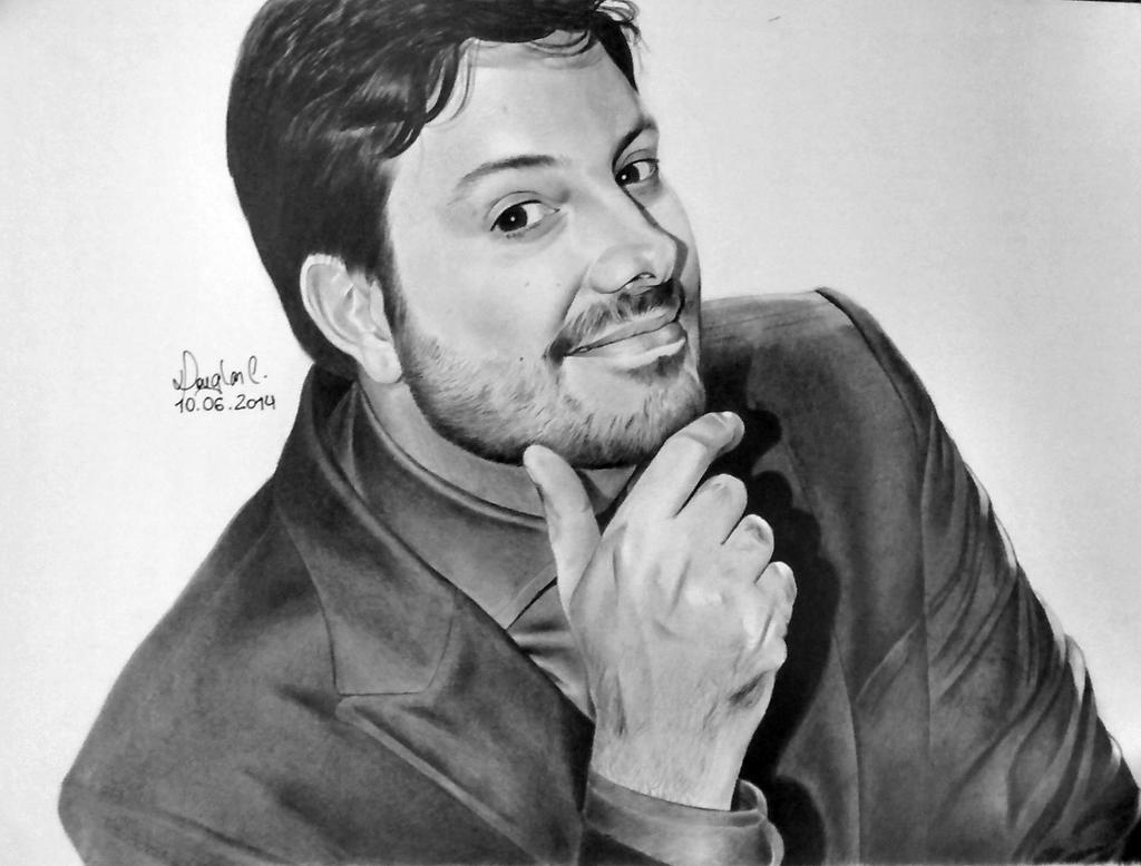 Danilo Gentili by doguinha