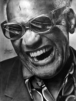 Ray Charles by doguinha