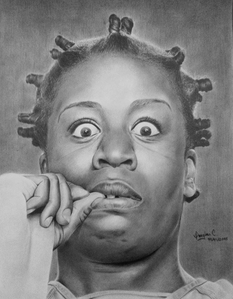 Susan Warren - Crazy eyes by doguinha