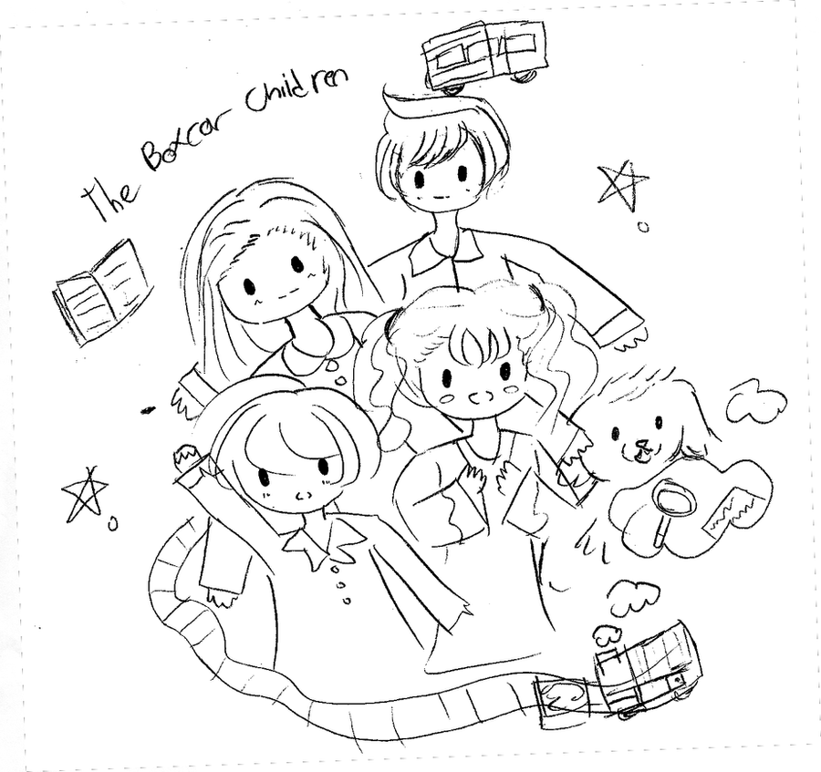 Boxcar Children (wat) by RainbowIcePop on DeviantArt