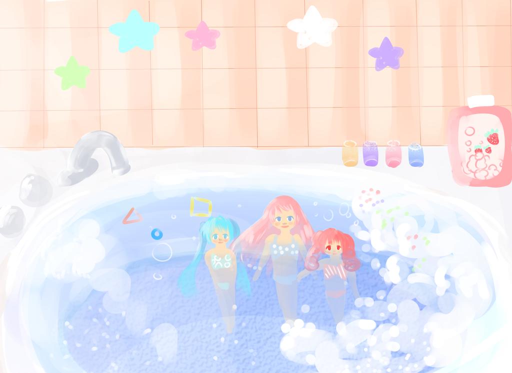 bath by RainbowIcePop